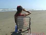 beach,  beautiful,  blowjob,  guard,  handjob,  lifeguard,  outdoor
