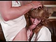 Cock Sucking With Cumshots