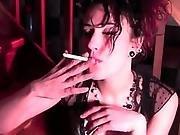 Lighting Up And Smoking A 120 3