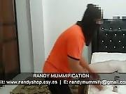 Mummified Indonesian Girl 018 - Clip