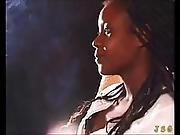 Nice Ebony Girl Smoking