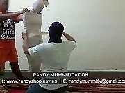 Mummified Indonesian Girl 016 - Clip