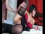 Sexy Milf Deserves More Spunk After A Great Fuck