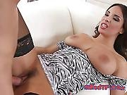 Chesty Milf Anissa Kate Gets Humped And Jizzed On