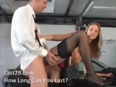 Cumming With Victoria
