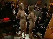 Blonde Secretary Drugged Then Perverted In Orgy Holes Penetration