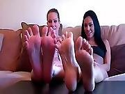 Naughty Whores And Their Sexy Feet