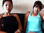 Brown Beauties Mom And Not Daughter Share Man By Packmans