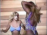 Interracial Catfighting