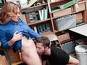 Lp Krissy Gets Her Wet Pussy Penetrated By Suspects Big Cock