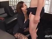 Asahi Mizuno, Stockings 3