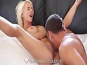 Puremature Danny Mountain Fucks Skinny Blonde Kali Kavalli