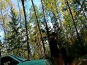 Outdoor Quickie