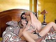 Val Dodds With Strapon Anal Fucks Her Hubbys Sister Allie