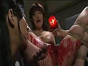 asian,  babe,  big tit,  brunette,  hairy,  hairypussy,  japanese,  pussy,  torture,  wax