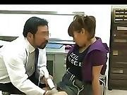 Pregnant Teen Goes To Doctor By Packmand