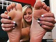 Girls Feet 1
