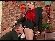 Blonde Seduces Burglar Then He Pees On Her - See More At Pissfetishcams.com