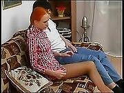 Anal Panty Hose Sc.47 Florence And Adam