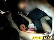 Faketaxi Young Babe Fucked By Cabbie On Backseat