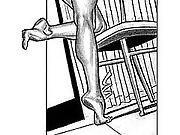 Nude Catherine Zeta Jones Foot Fetish Striptease Milf Comic