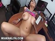 Mia Khalifa First Porn Audition For Bangbros %28mk13786%29