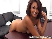 Asian Painal %26 Creampie Casting And She Wants More%21