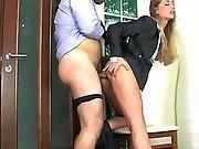 anal,  beautiful,  blonde,  mature,  office,  russian,  secretary