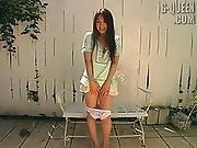 Shaved Japanese Girl