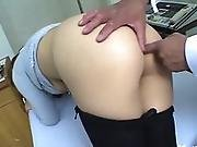 Doctor Anal Banged His Patient Hard