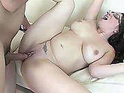 Busty Milf Kiki Daire Is Getting Nailed By A Younger Guy