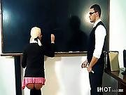 Hotgold Portuguese Student Fucked For Better Grades