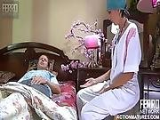 Mom Plays Doctor