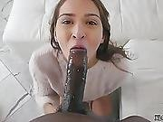 Sara Luvv S Big Black Cock Experience