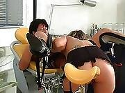 German Matures Pumped Pussy Fisting