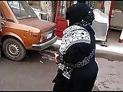 Arab Street Voyeur - Chubby Plumper Butt - Ass Mature Booty