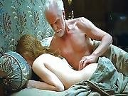 beautiful,  nude,  sleeping,  softcore