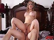 Kagney Linn Karter Needs Cock In Her Pussy