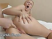 Anal Intercourse For The Second Time In Front Of The Camera