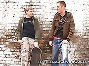 Timmy Fucks Joshua Bareback