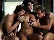Hot Vanessa Del Rio Threesome