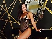 Genesis Mia Lopez Full Nude Strip, Very Sexy!