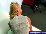 blonde,  doctor,  fucking,  hospital,  medical,  nurse,  office,  pussy,  reality,  spit,  story,  uniform