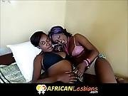 Eccentric African Lesbians With Sex Toys