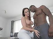 Hot Babe Susana Fucks The At The Office Passionately