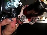 Bitch Boy Tortured By Hair Doms
