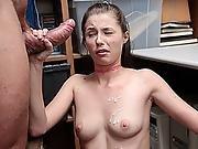 She Sucks That Long Hard Massive And Wet Dick