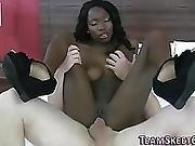 Black Teens Big Boobs
