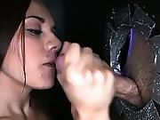 Glory Hole Facial For Sexy Sofia Lata