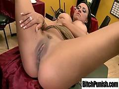 Big Tits Pornstar Punished Hard Video-23